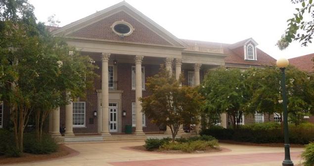 Bondurant Hall