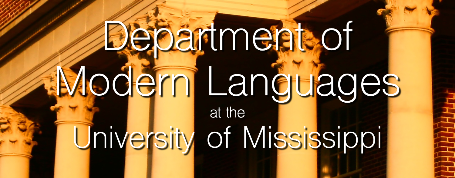 Department of Modern Languages