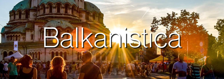 Balkanistica