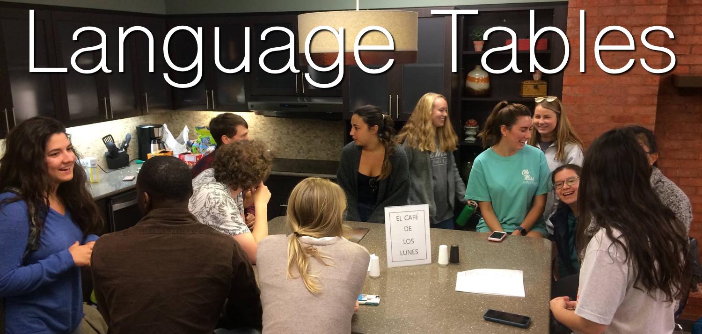 Language Tables