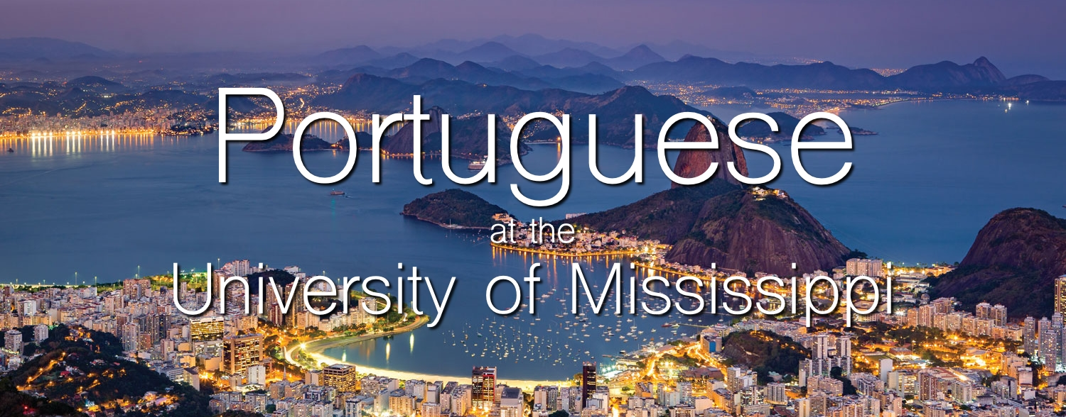 Portuguese at the University of Mississippi
