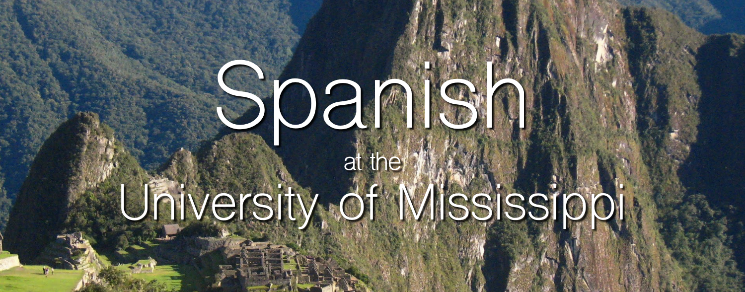 Spanish at the University of Mississippi