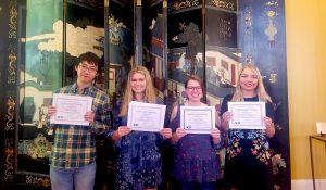 Russian Essay Winners